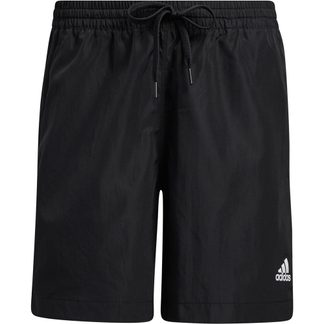 adidas - Woven Shorts Women black white