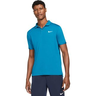 Nike - Court Victory Polo Men green abyss white