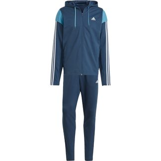 adidas - Sportswear Ribbed Insert Track Suit Men crew navy