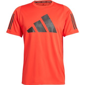 adidas - FreeLift T-shirt Men vivid red