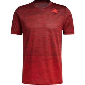 adidas - Tech Gradient T-shirt Men vivid red melange